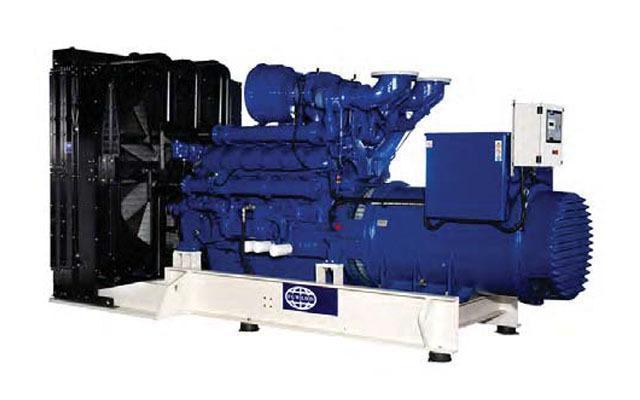 FG Wilson generador 10