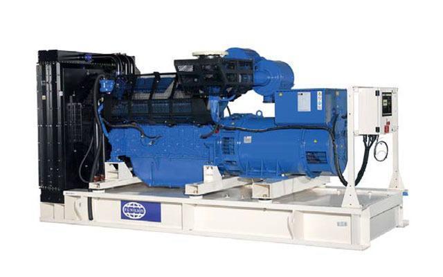 FG Wilson generador electrógeno 8 - Agresa