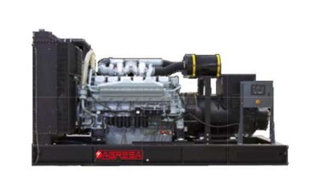 Generator Set Mitsubishi 1 - Agresa