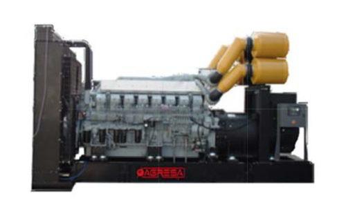 Generator Set Mitsubishi 2 - Agresa