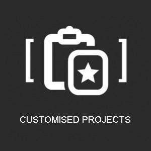 Icon customized projects - Product Agresa