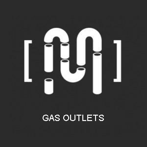 Icon Gas outlet - Product Agresa