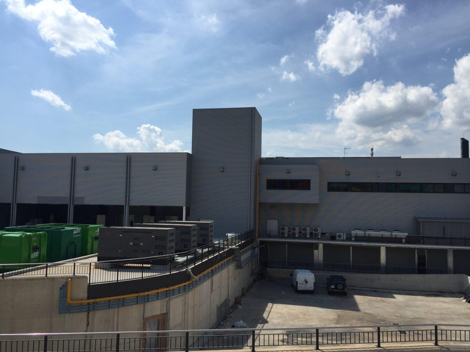 Instalaci n en centro gran la jonquera un centro comercial seguro agresa - Centro comercial la jonquera ...