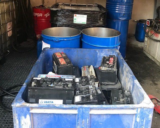 Gestión de residuos_Agresa Grupos electrógenos