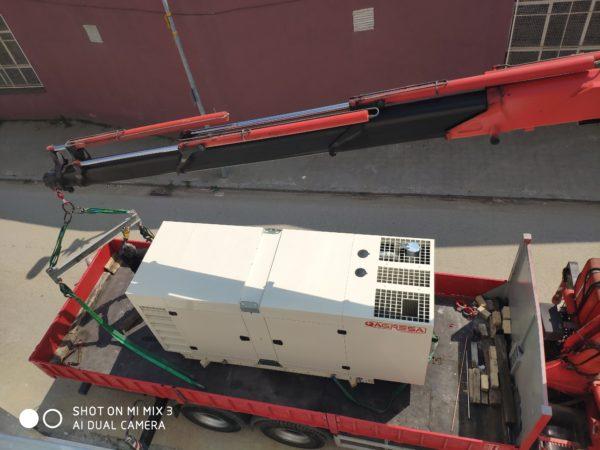 275 KVA Generator Set