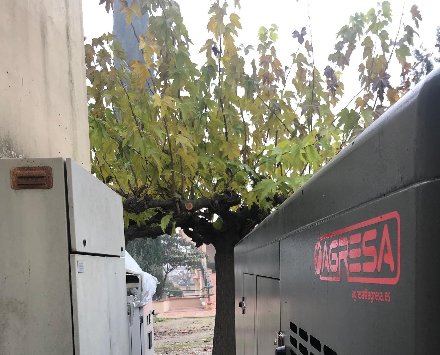 Instalación Grupo Electrógeno Bell Puig