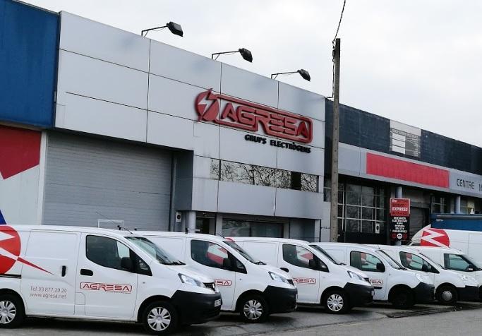 generator sets company, Agresa