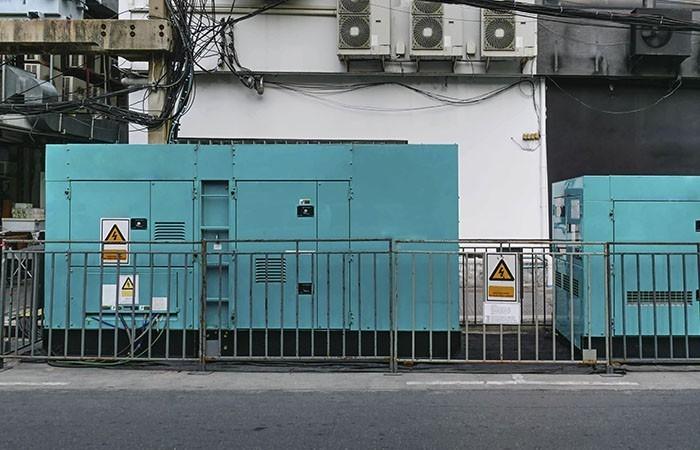 maintenance of generator sets, Agresa
