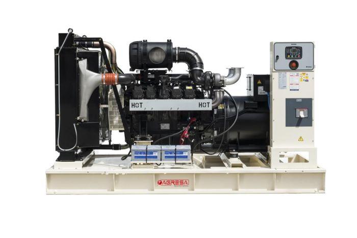 controlador para grupo electrógeno